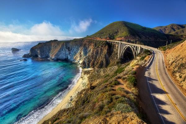 highway 1 pacific coast