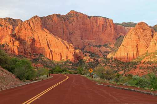 zion canyon loop