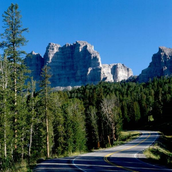bighorn scenic byway
