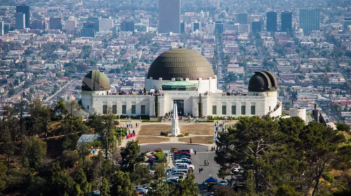 Griffith+Observatory+
